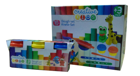 13pc Play Dough Set