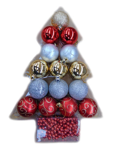 16pc Tree Decoration Set