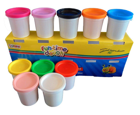 10 Pack Play Dough