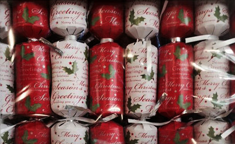 40 Pack Christmas Crackers