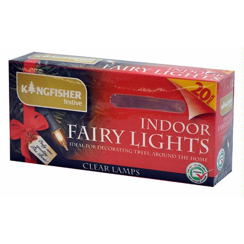 20 LED Indoor Fairy Lights