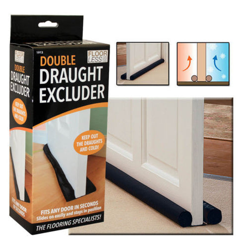 Double Sided Draft Excluder