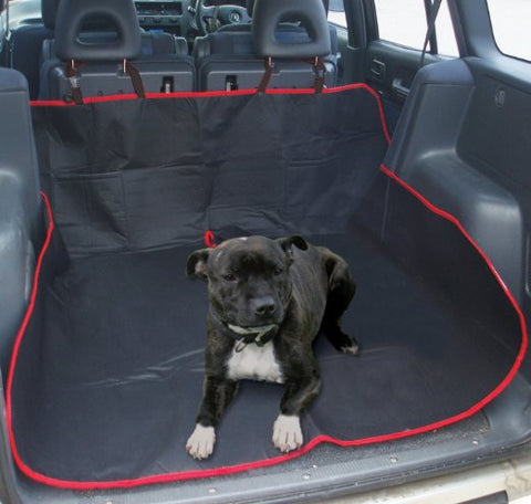 2 in 1 Waterproof Car Boot Liner