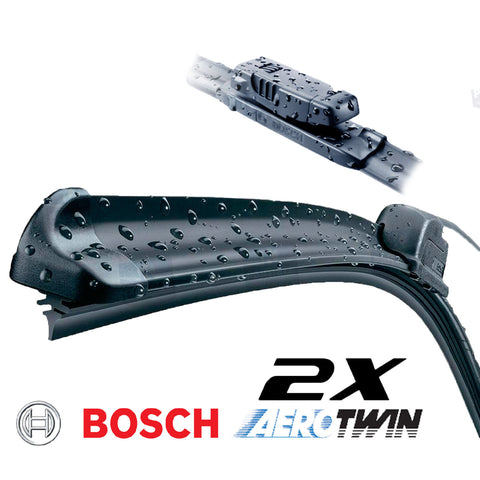 Bosch Aerotwin Multiclip Front Wiper Blades