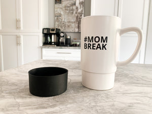 (COMING SOON) #MOMBREAK NOPE. Latte Mug