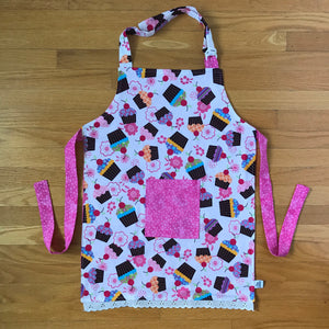 Cupcake Children's Aprons