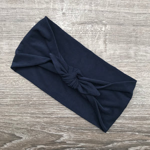Navy 3-in-1 Topknot™