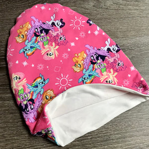 Little Pony & Ivory Liner Beanie
