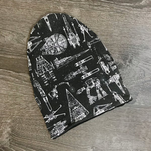 Star Wars & Black Liner Beanie