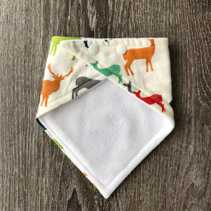 Multi Deer/Micro Fleece Dribbler