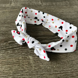 Mickey & Minnie Classic Topknot
