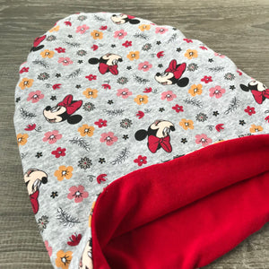 Minnie & Red Liner Beanie