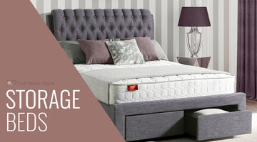 The Advantages Of Storage Beds