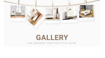 Oak Bedroom Furniture Style Guide