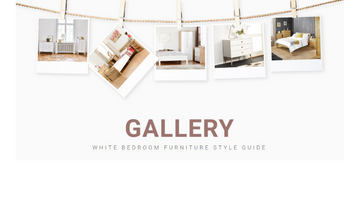 White Bedroom Furniture Style Guide