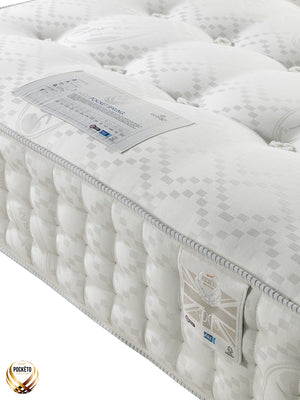 Sareer 4000 Pocket Sprung Mattress