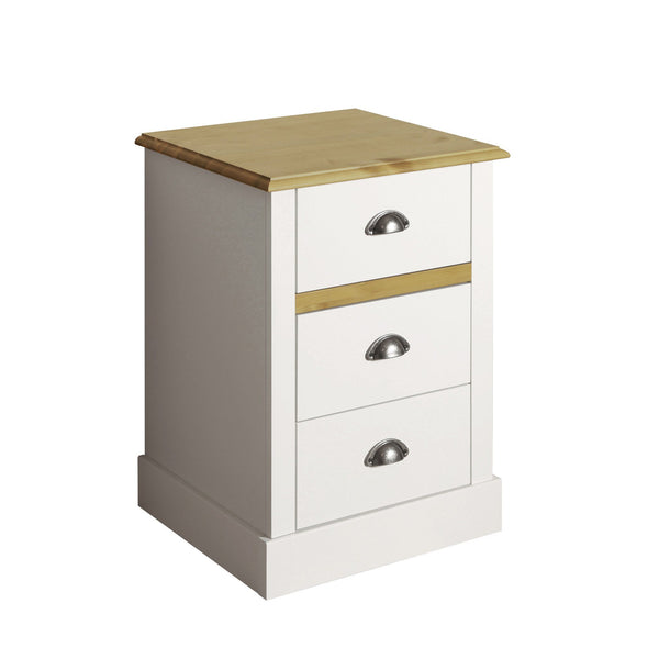 Pine Bedside Tables Cheap Oak White & Pine Bedside Cabinets With Free Delivery  Bb .