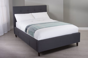 Cadot Dormire Upholstered Bed with Storage