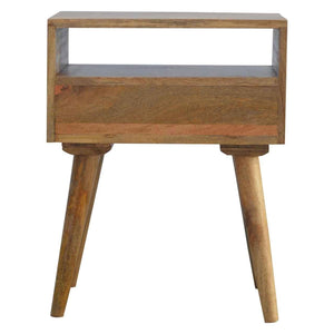 Nordic Style 1 Drawer Bedside