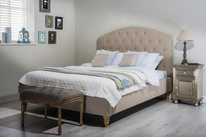 Cadot Sofia Upholstered Bed Frame