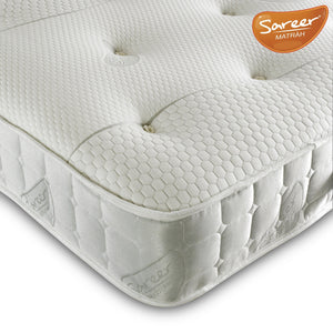 Sareer Memory Coil Matrah Mattress