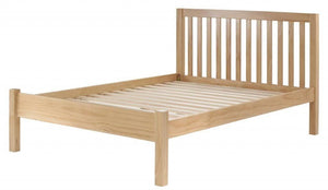 Cadot Luxury Pine Shaker Style Bed Frame