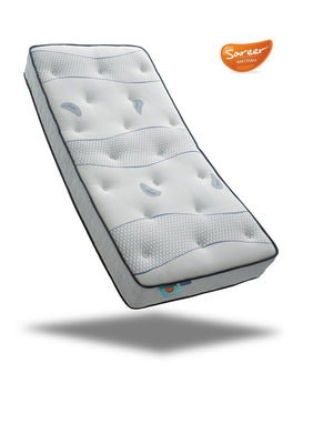 Sareer Cool Blue Pocket Memory Matrah Mattress