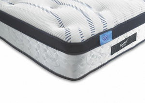 Sareer 1000 Pocket Gel Memory Mattress - 1