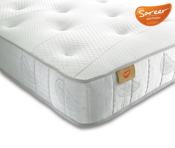 Sareer Matrah Pocket Memory Mattress - 1