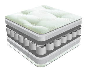 Sareer Matrah Pocket Sprung 1000 Mattress - 4