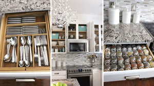 How to Organize Your Kitchen and Pantry
