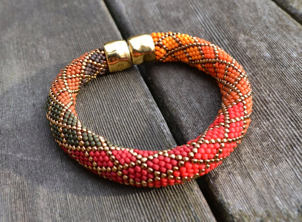 Crochet Jewelry: How to Crochet a Bracelete