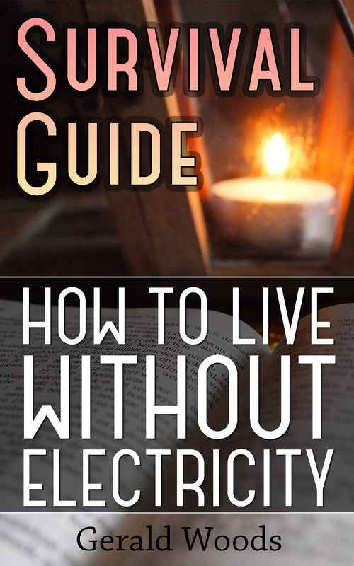 Survival Guide.  How to Live without Electricity - best books on Ebooksy