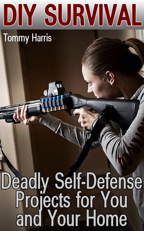 DIY Survival: Deadly Self-Defense Projects for You and Your Home - Ebooksy