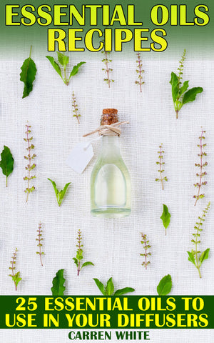Essential Oils: 25 Best Essential Oil Recipes For Diffusers - Ebooksy