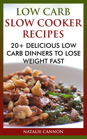 Low Carb Slow Cooker Recipes. 20+ Delicious Low Carb Dinners To Lose Weight Fast - Ebooksy