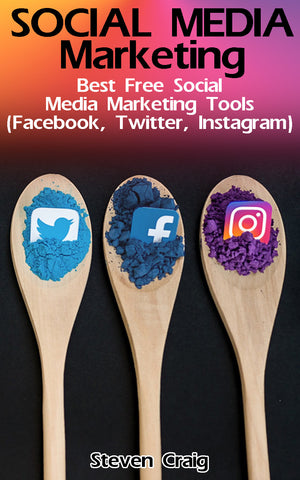 Social Media : Best Free Social Media Marketing Tools - buy ebooks at Ebooksy