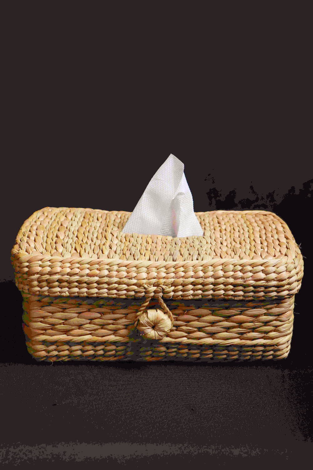 Intact I Tissue Box a