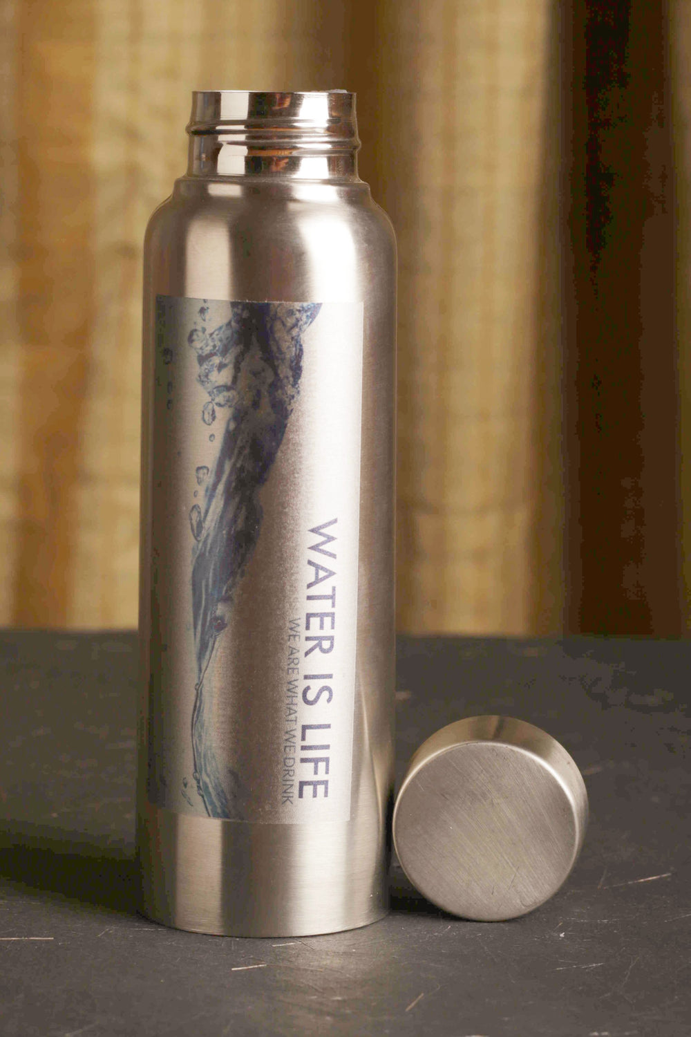 water is life mini 500 ml stainless steel water bottle