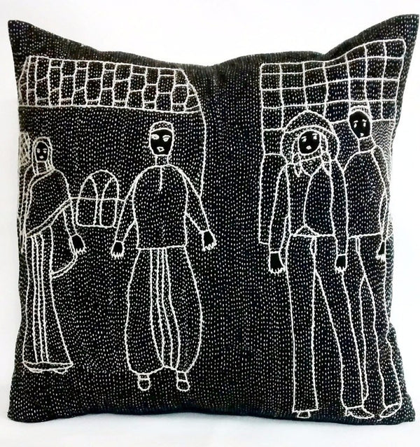 People series I cushion cover