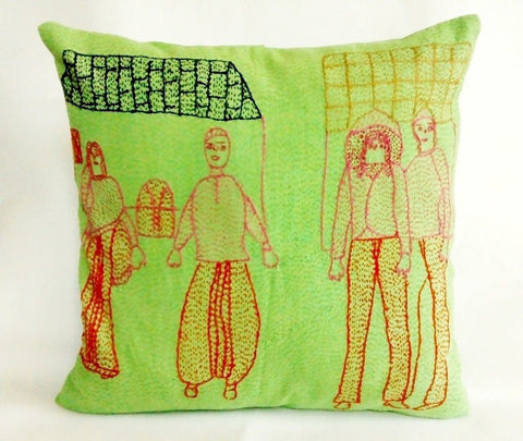 People series VI cushion cover