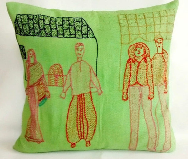 People series VII cushion cover