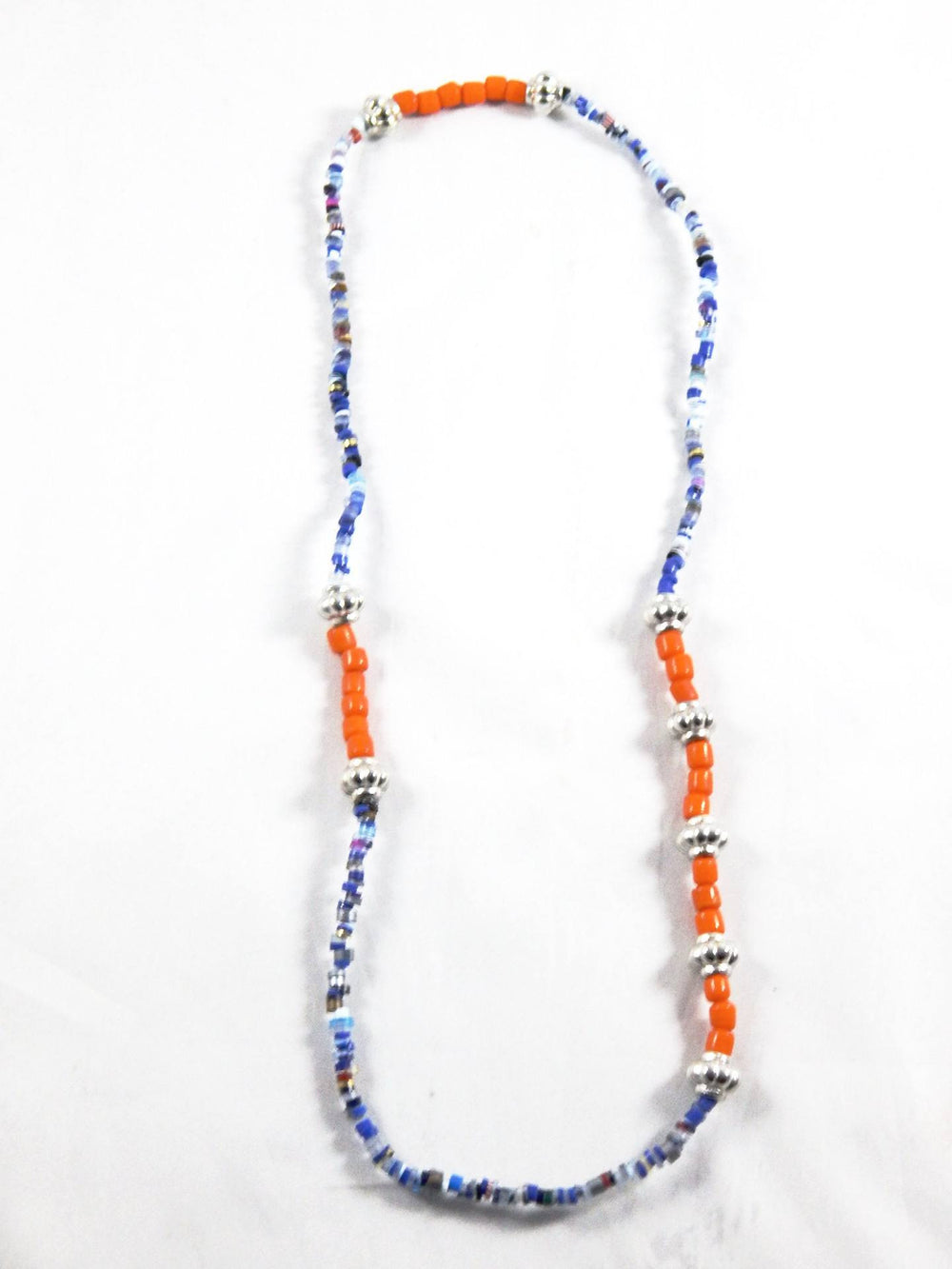 Upcycled series quillled recycled II paper neckpiece a