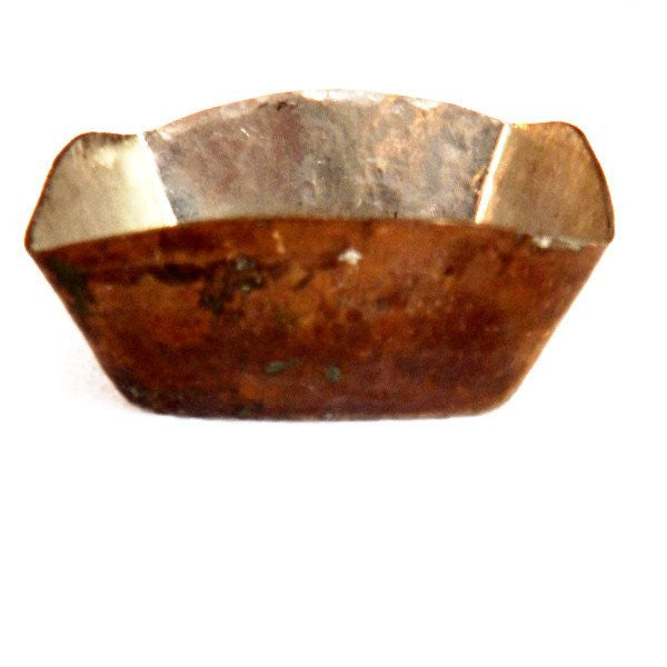 Copper connect series bar copper square bowl a