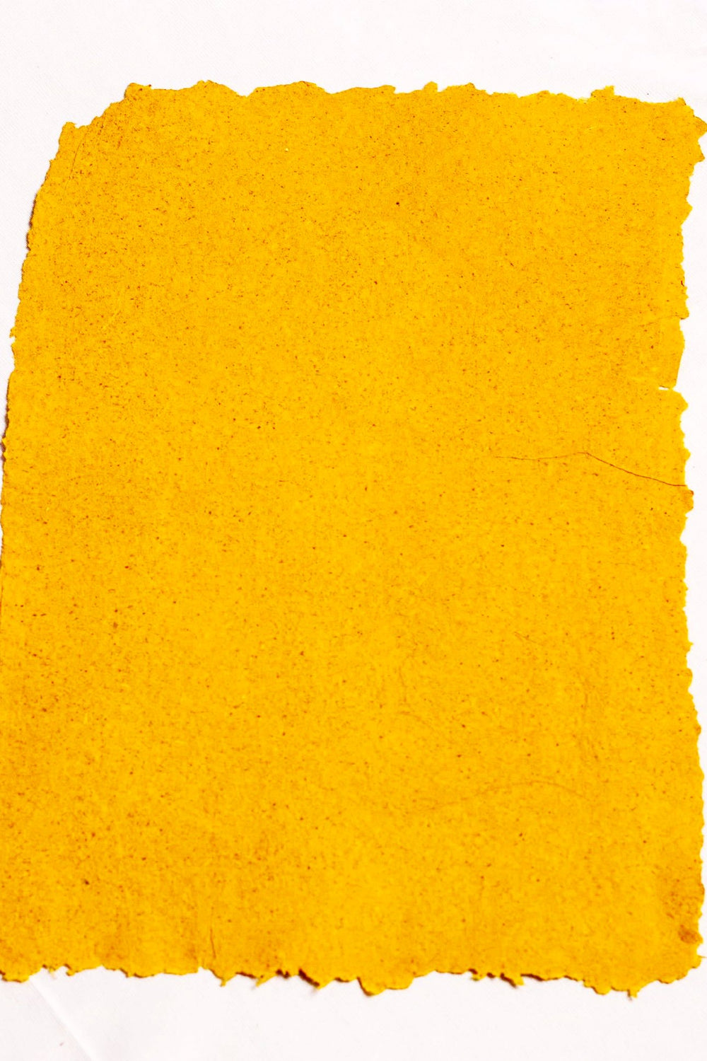 Handcrafted gradient paper yellow