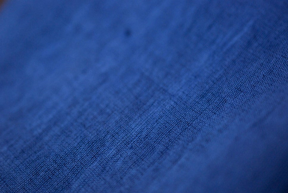 Nile series I linen blue b