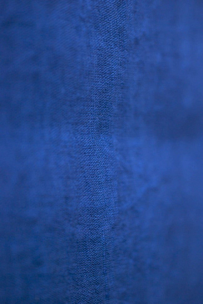 Nile series I linen blue c