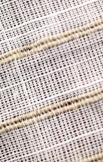 Jute cotton blended fabric a