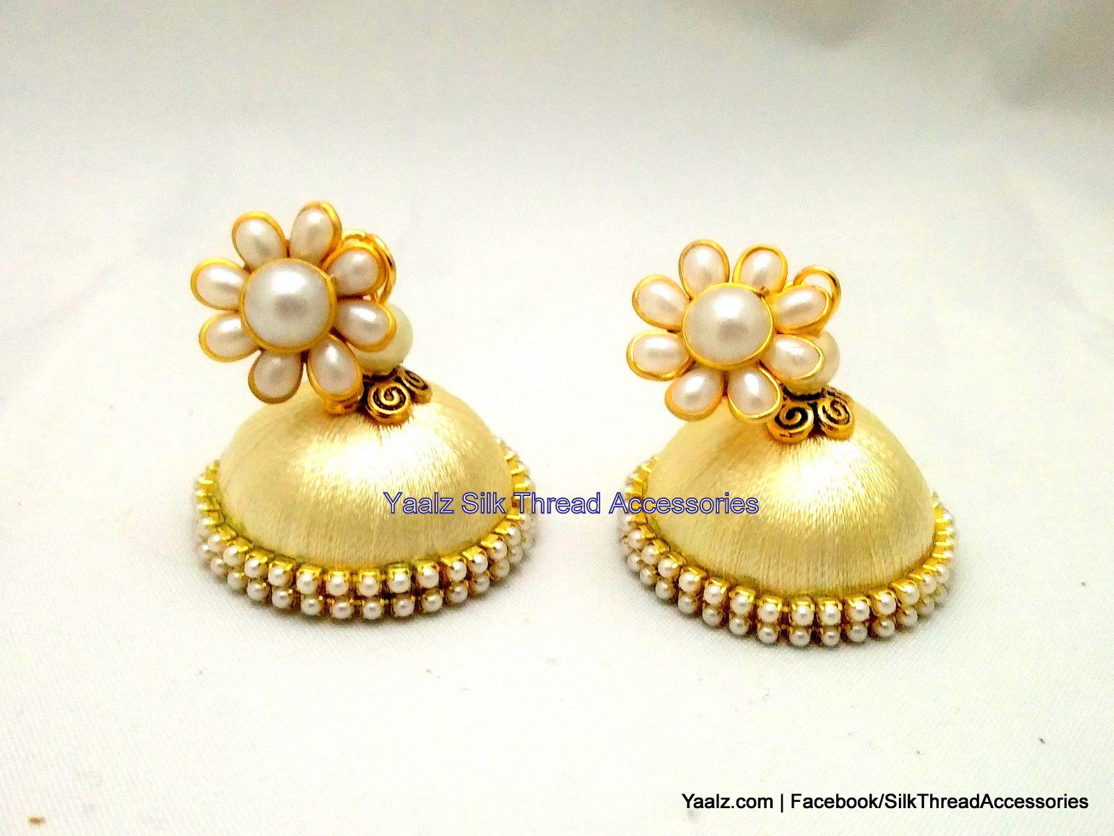 white stud image studs pearl gold earrings jewellery brilliant diamond round