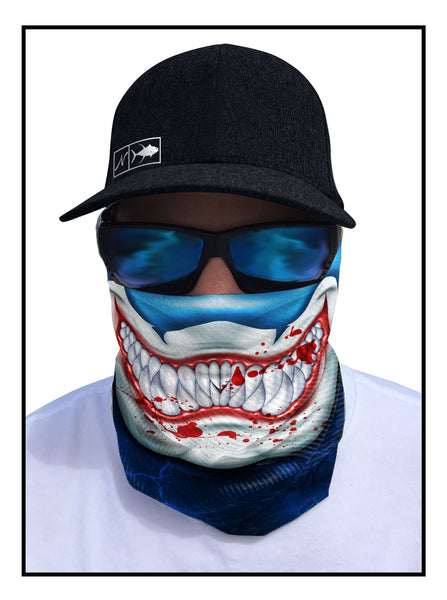 Jawz Face Guard front view